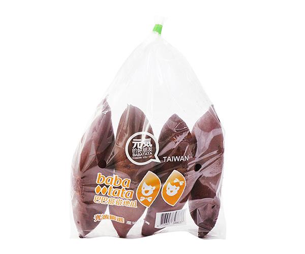 生鮮袋裝紫金地瓜